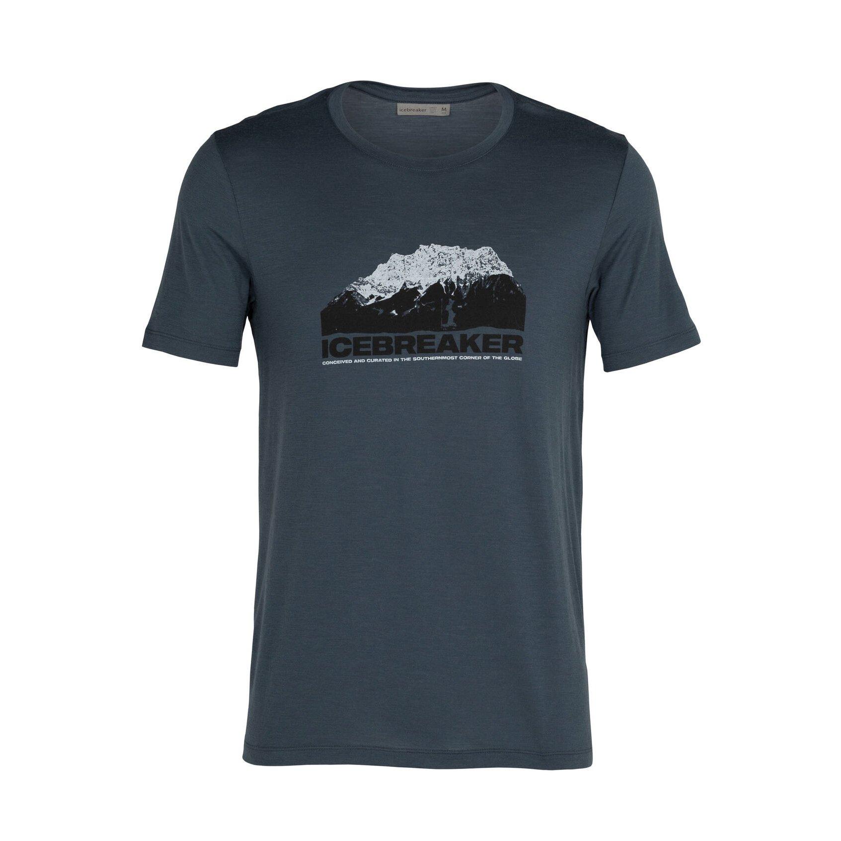 Icebreaker Mountain Tech Lite Crewe - Men's