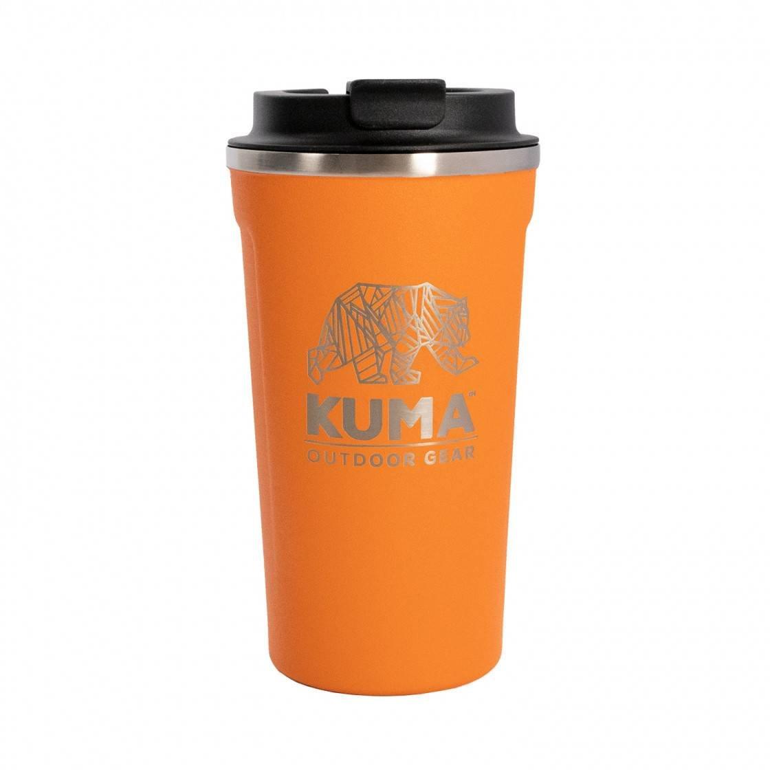 Coffee Tumbler Orange