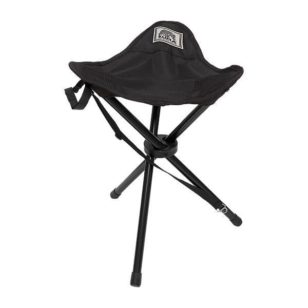 Tri Pod Chair Black