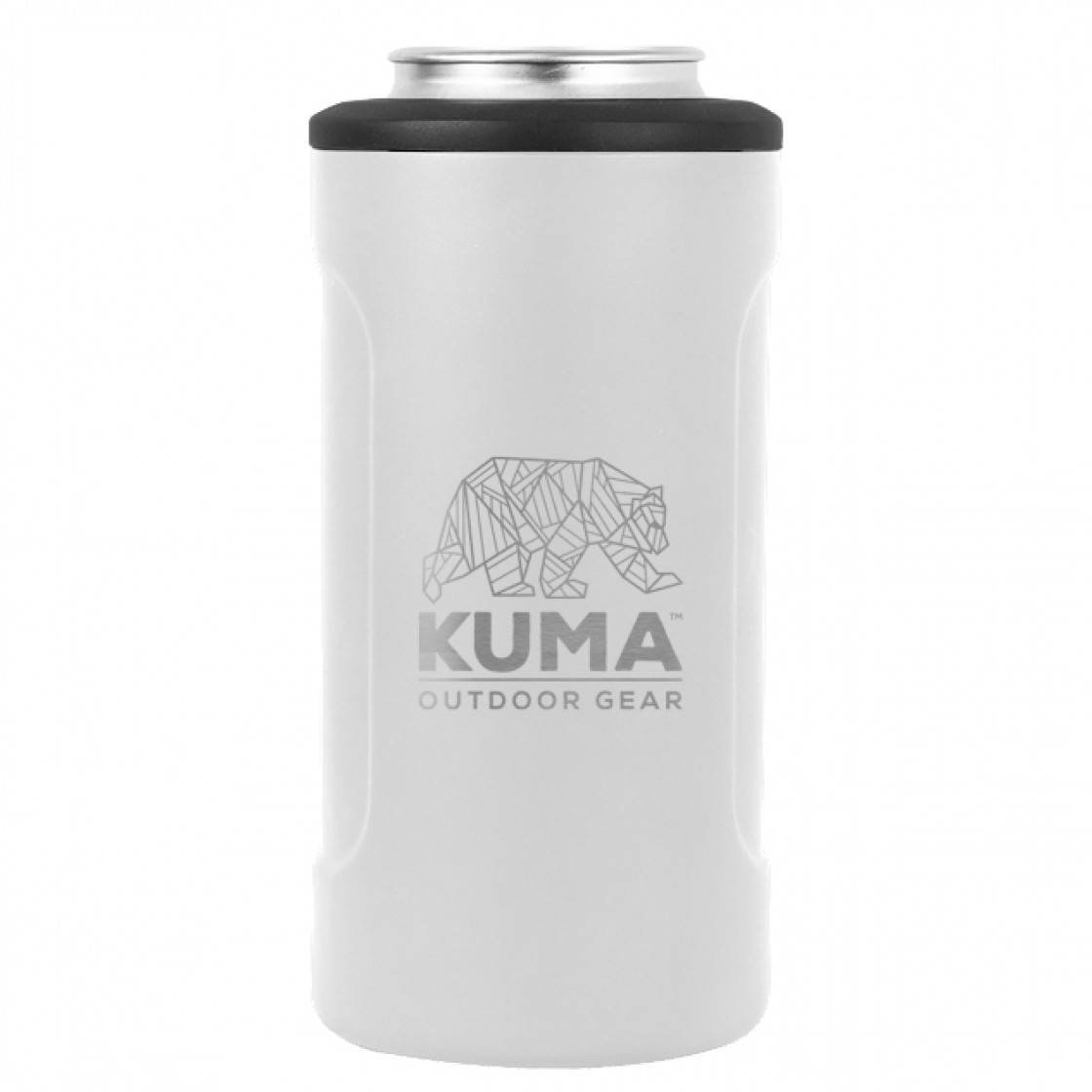 3 in 1 Coozie - White