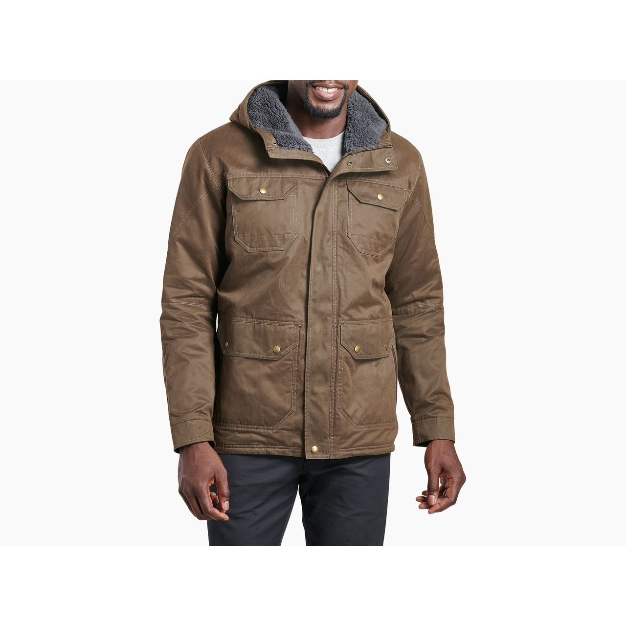 Fleece Lined Kollusion Jacket - Men's