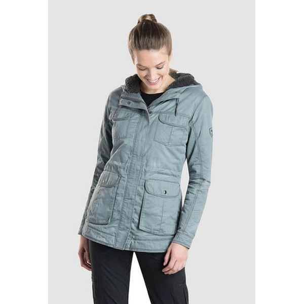 Fleece Lined Luna Jacket - Women's