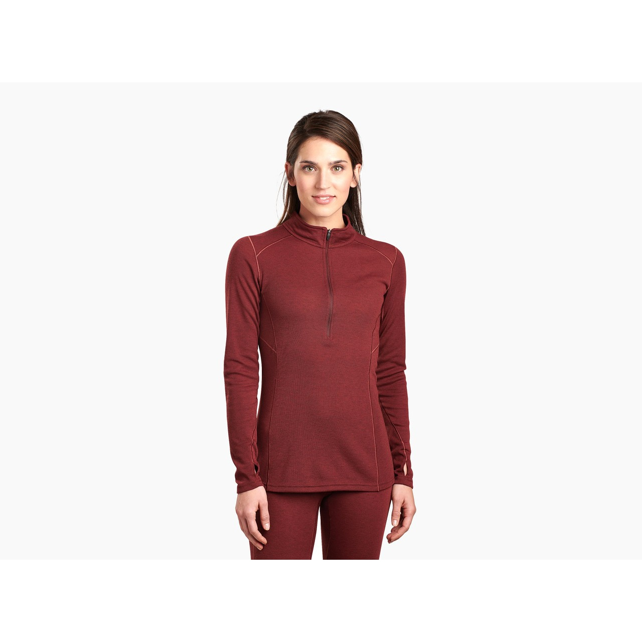 Akkomplice Zip Neck - Women's