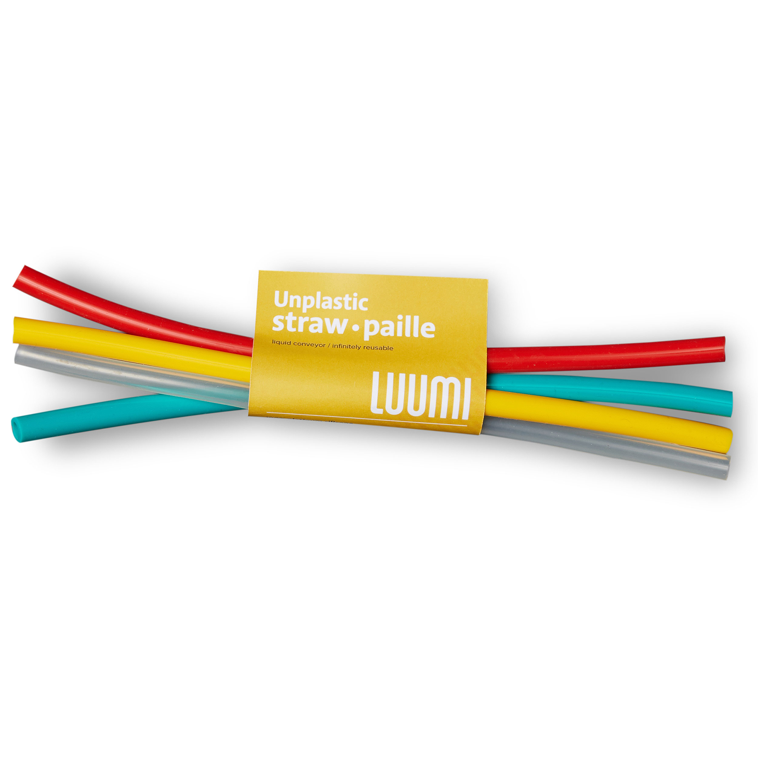 Unplastic Straws 4pk