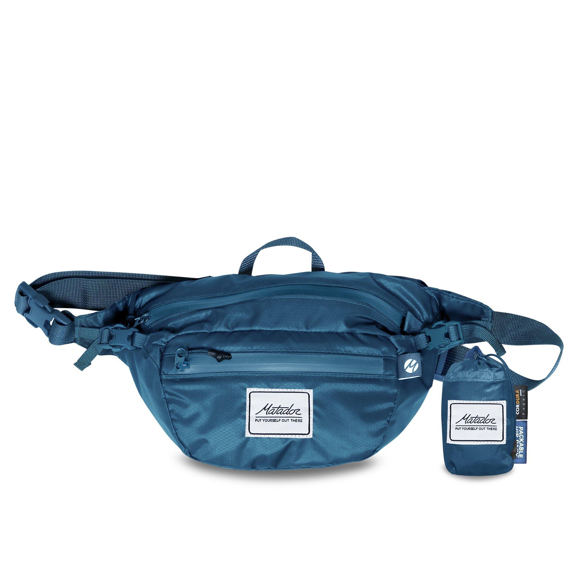 Hip Pack - Blue