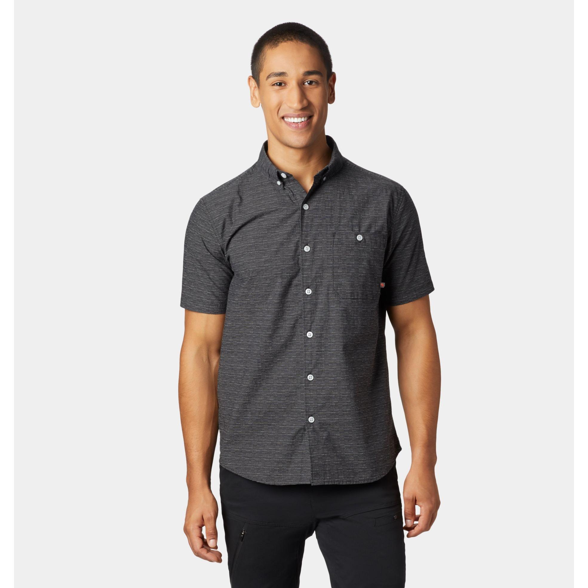 Clear Creek Shirt Short Sleeve - Men's