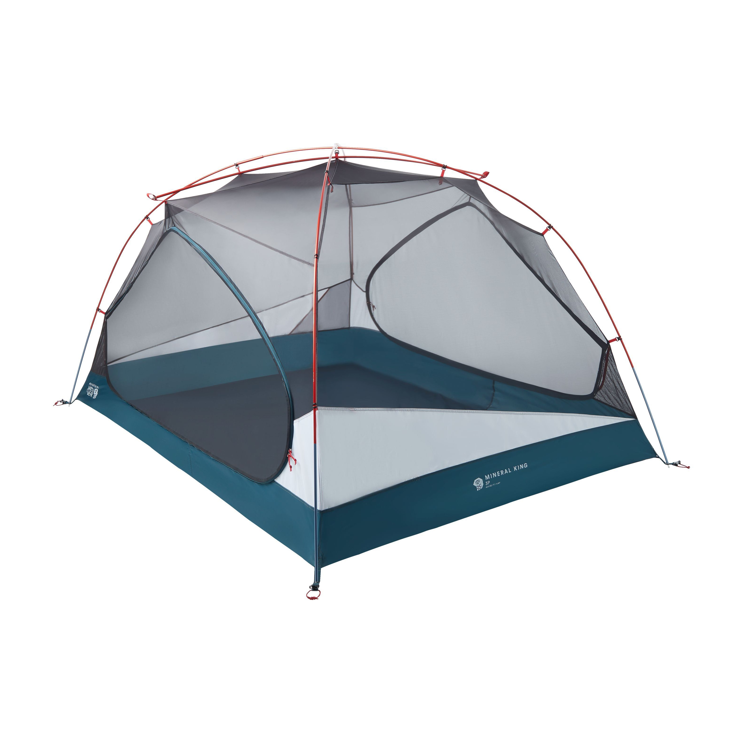 MINERAL KING 3 TENT - GREY ICE