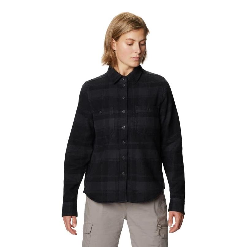 Plusher Shirt Long Sleeve - Women's