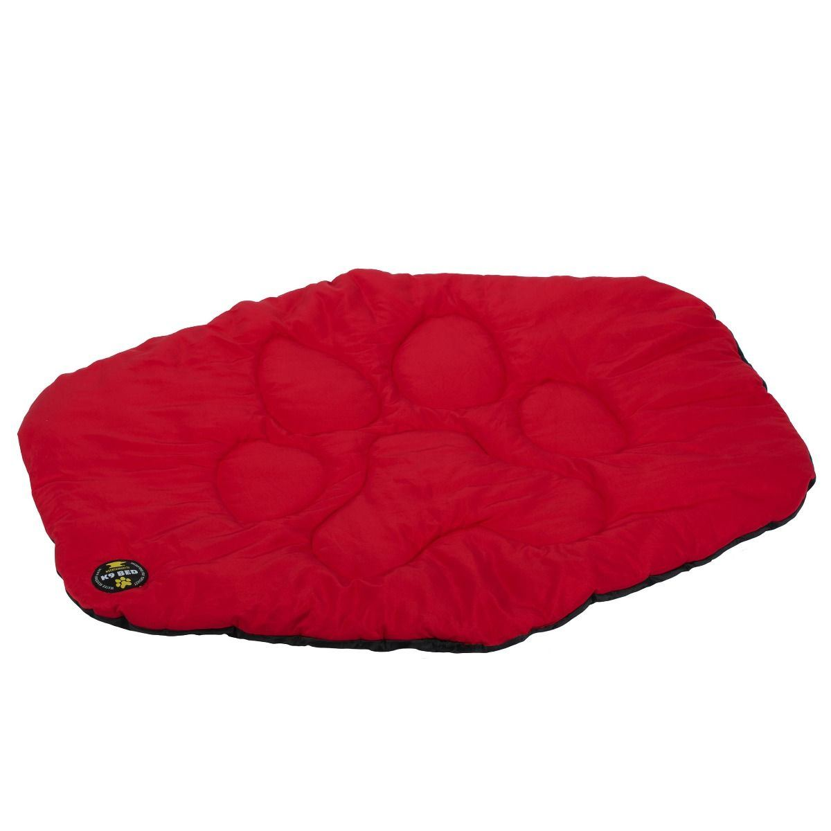 K-9 BED - HERITAGE RED