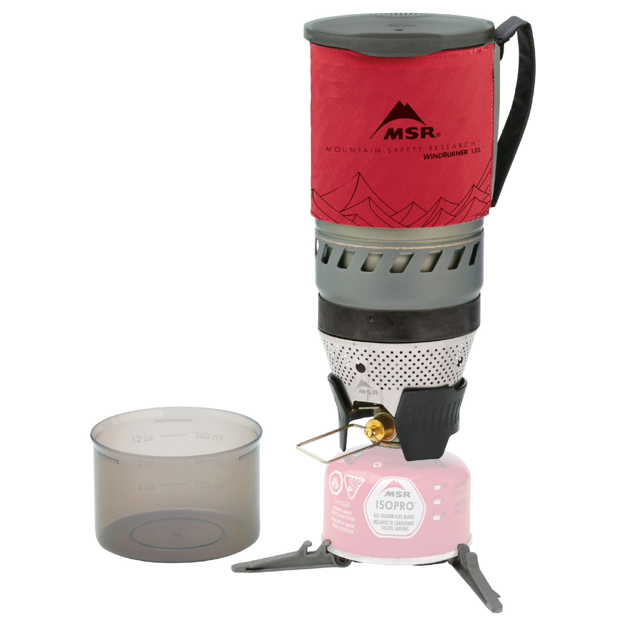Windburner 1.0 L Stove System