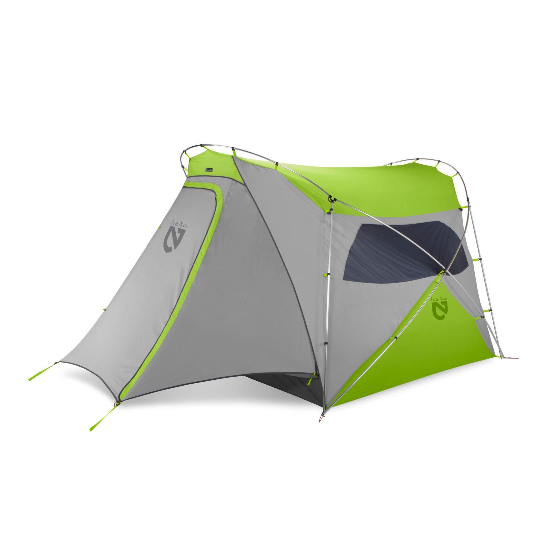 Wagontop 4P Tent - Granite/Green