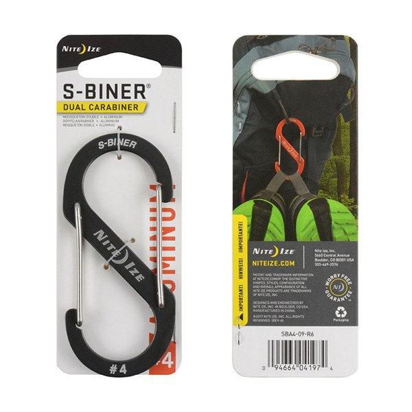 S-BINER #4 ALUMINUM