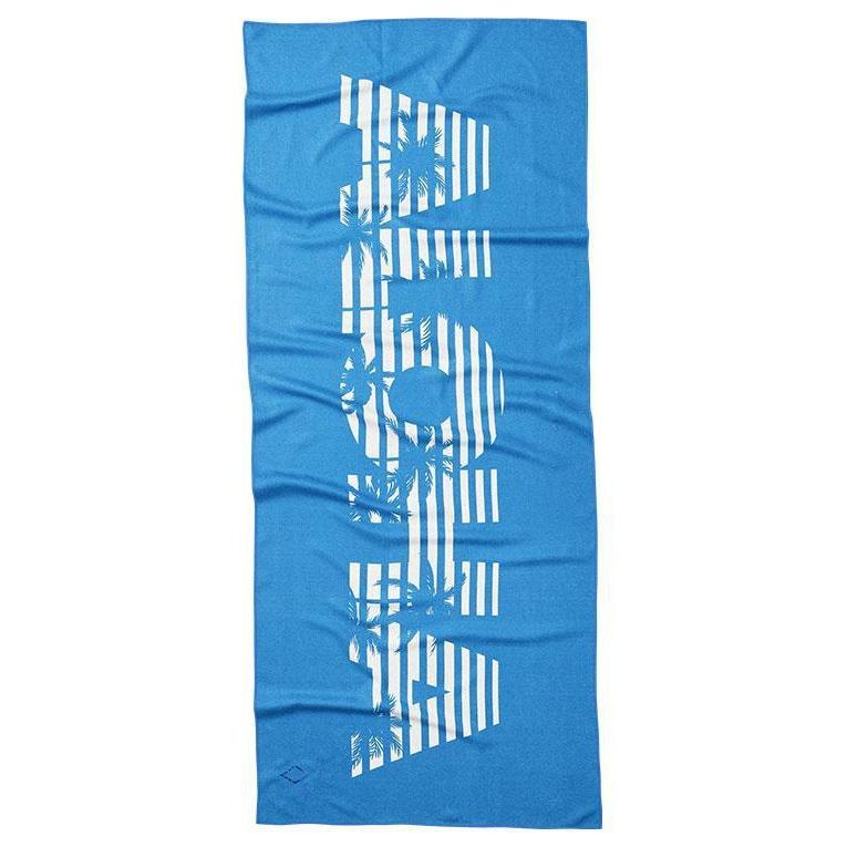 TOWEL SINGLE SIDE ALOHA BLUE