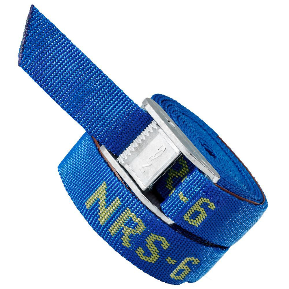 1in Heavy Duty Straps 6ft - Iconic Blue