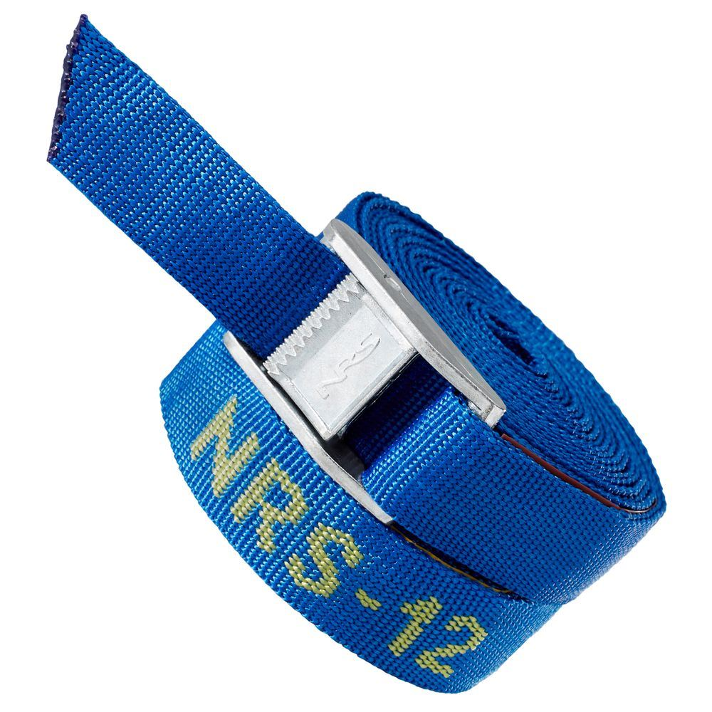 1in Heavy Duty Straps 12ft - Iconic Blue