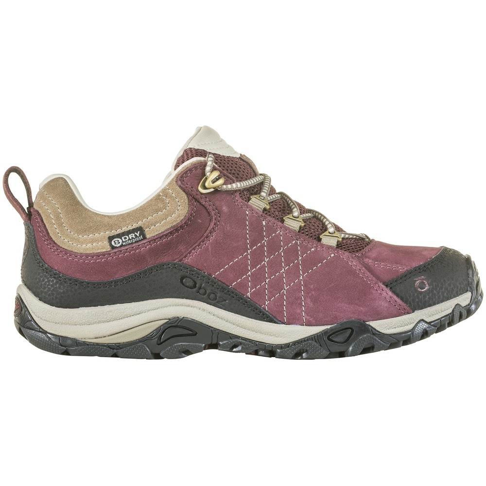 SAPPHIRE LOW BDRY SHOE  - WOME