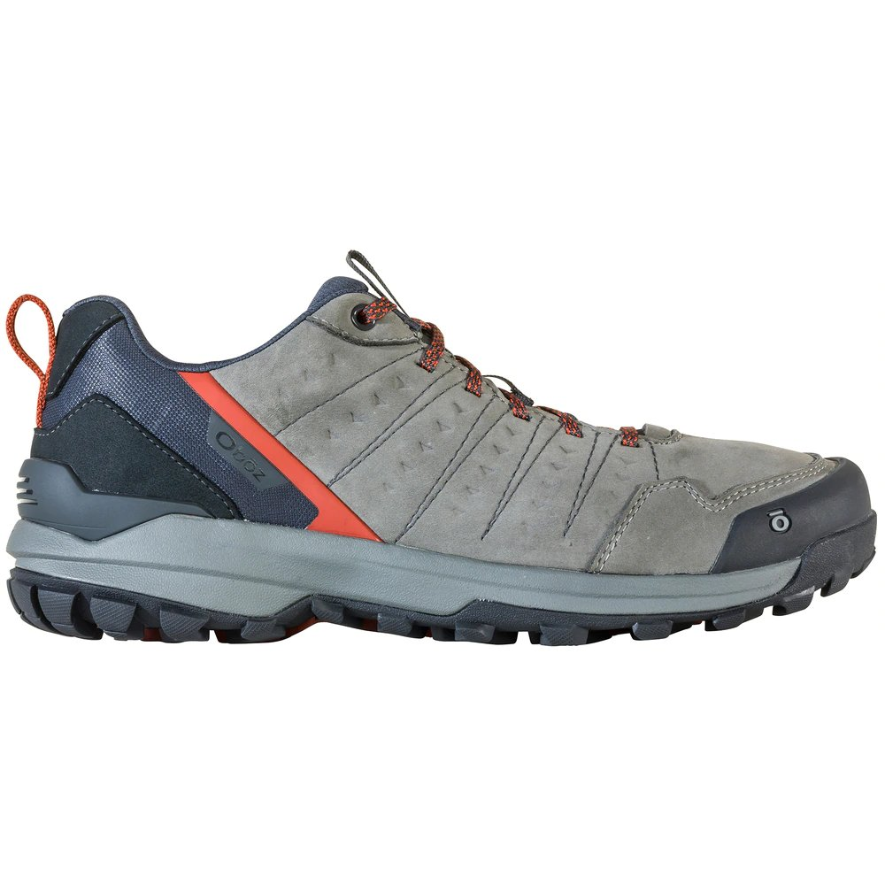 SYPES LOW LEATHER BDRY SHOE -