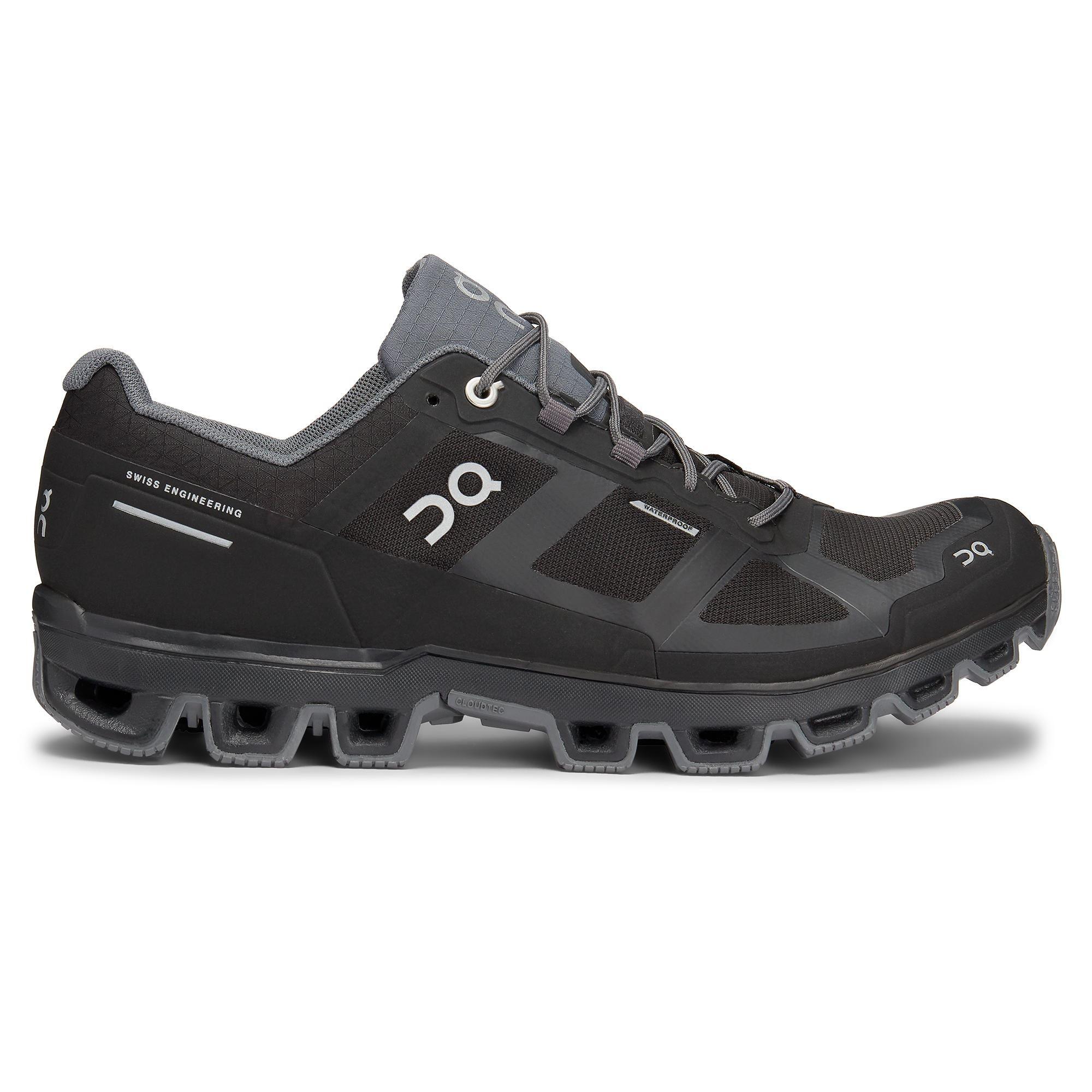 Cloudventure Waterproof Running Shoe - Men's