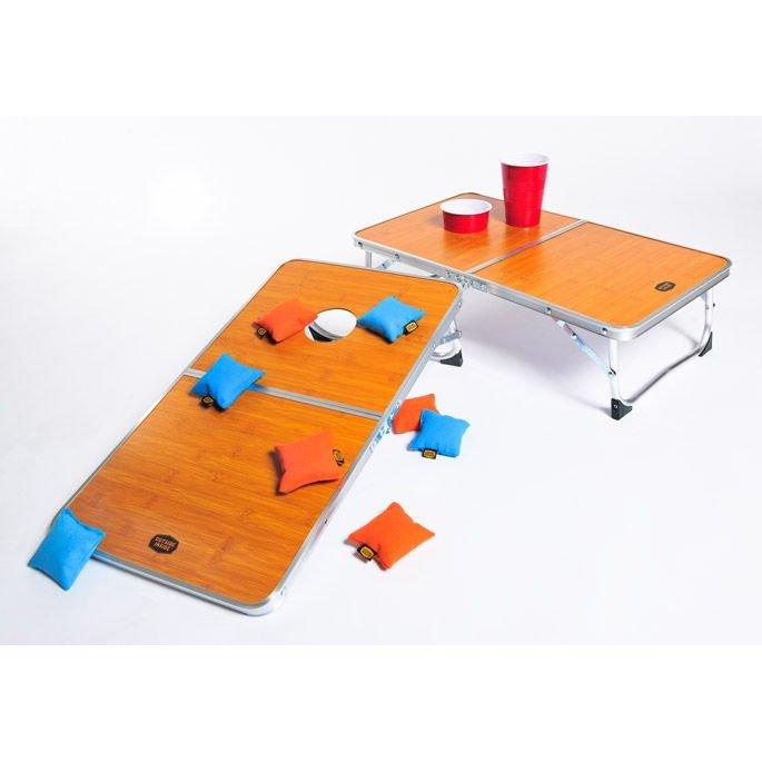 CORNHOLE TABLE SET