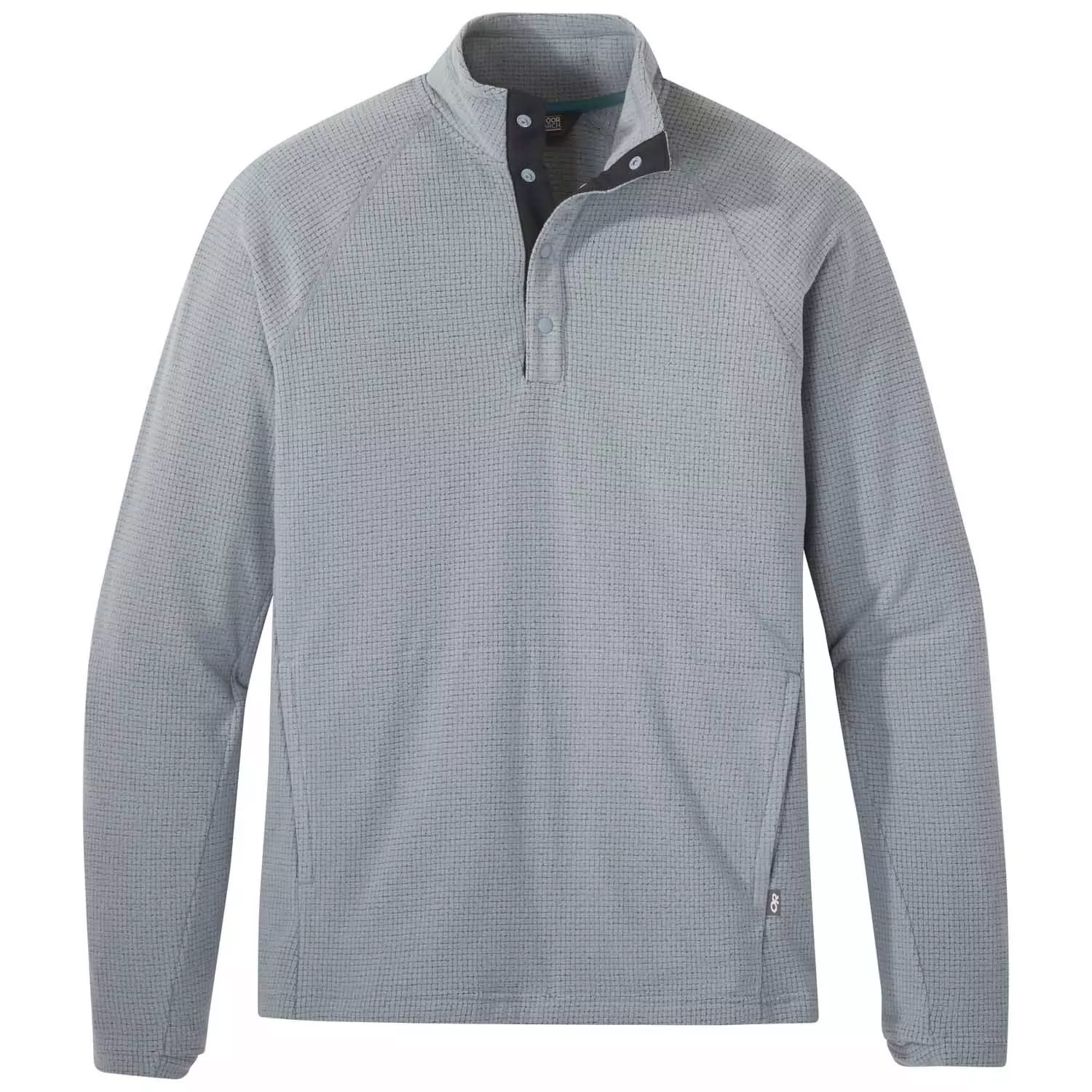 TRAIL MIX SNAP PULLOVER - MEN'