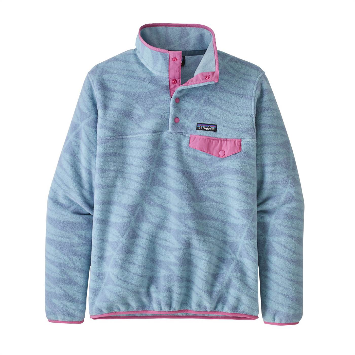 Lightweight Synchilla Snap T Pullover - Women's
