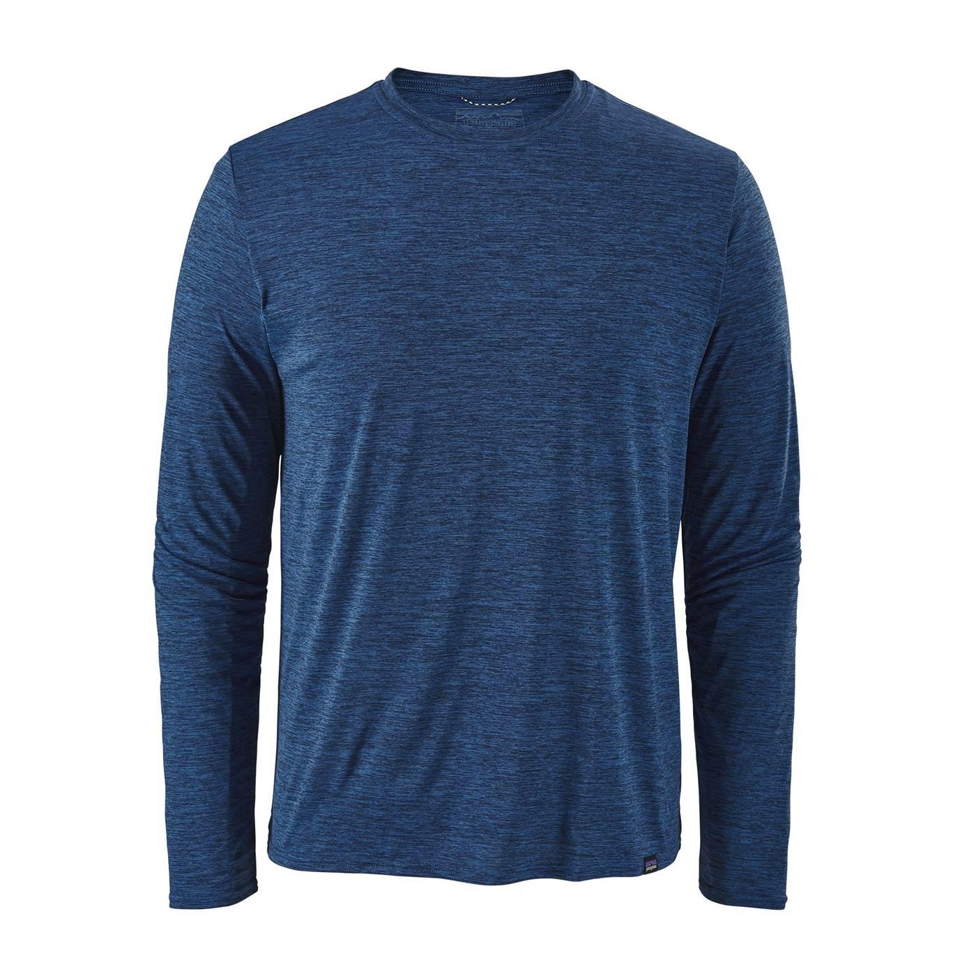 Cap Cool Daily Shirt Long Sleeve - Men's