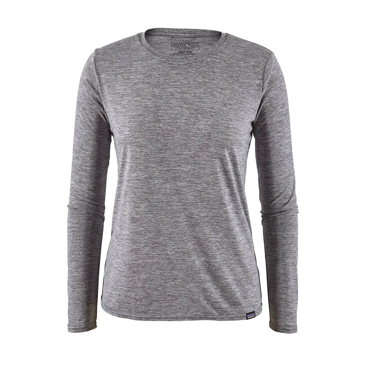 Cap Cool Daily Shirt Long Sleeve - Women's