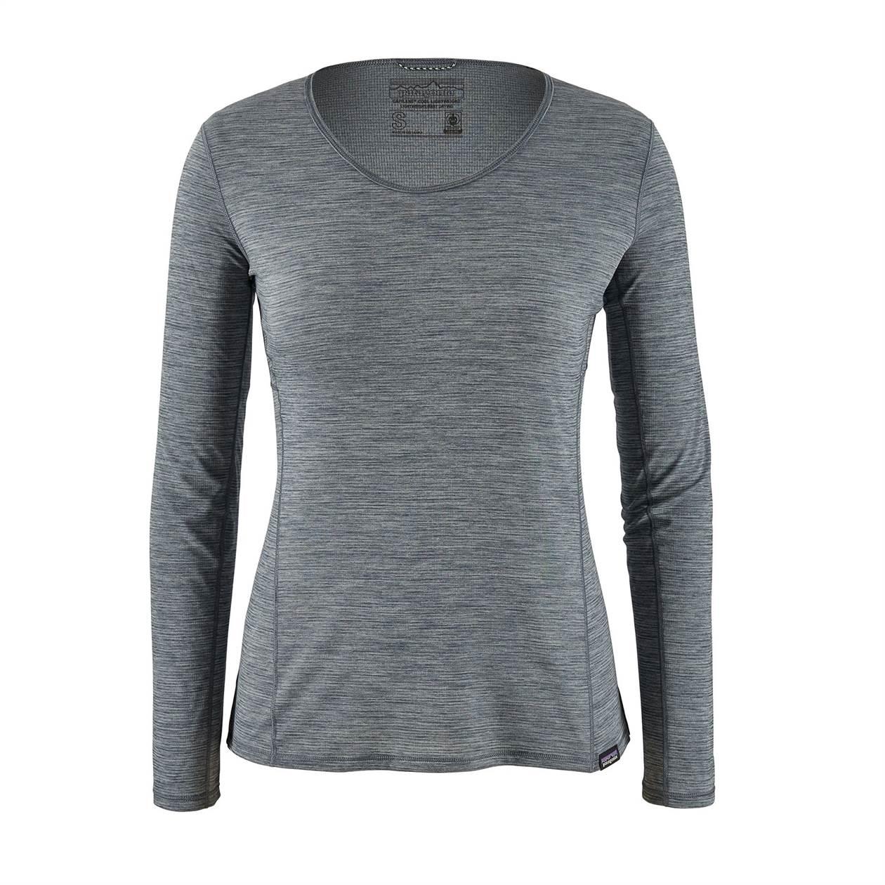 Cap Cool Lightweight Shirt Long Sleeve - Women's