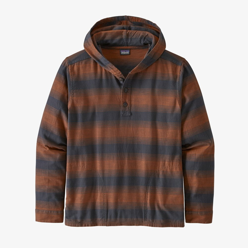 Lightweight Fjord Flannel Hoody - Men's