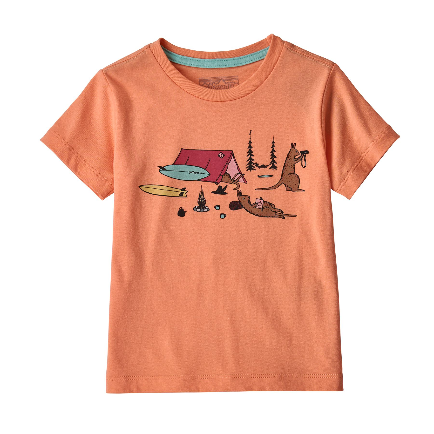 Graphic Organic Tee - Infants'