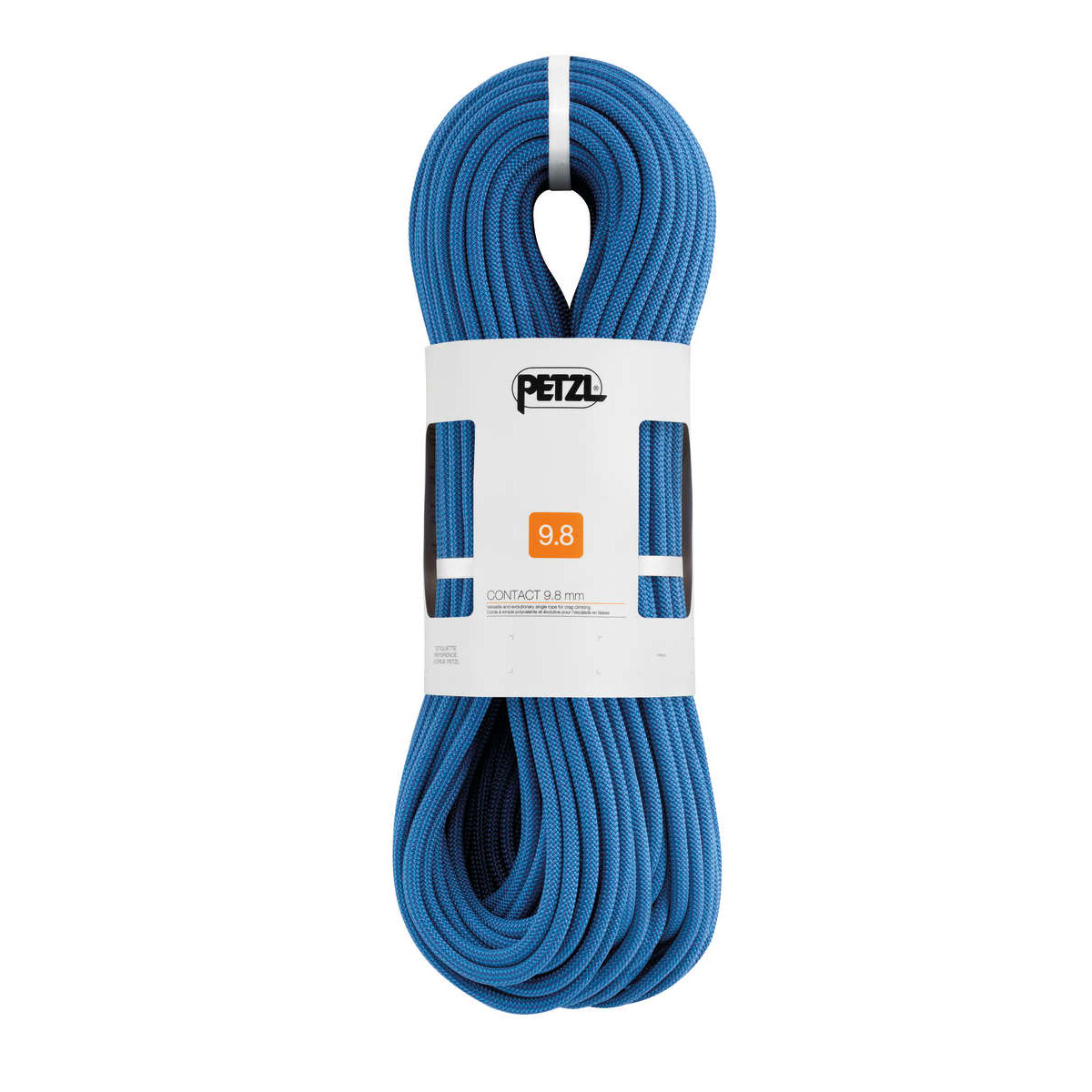 Contact 9.8 mm Rope 70m Blue