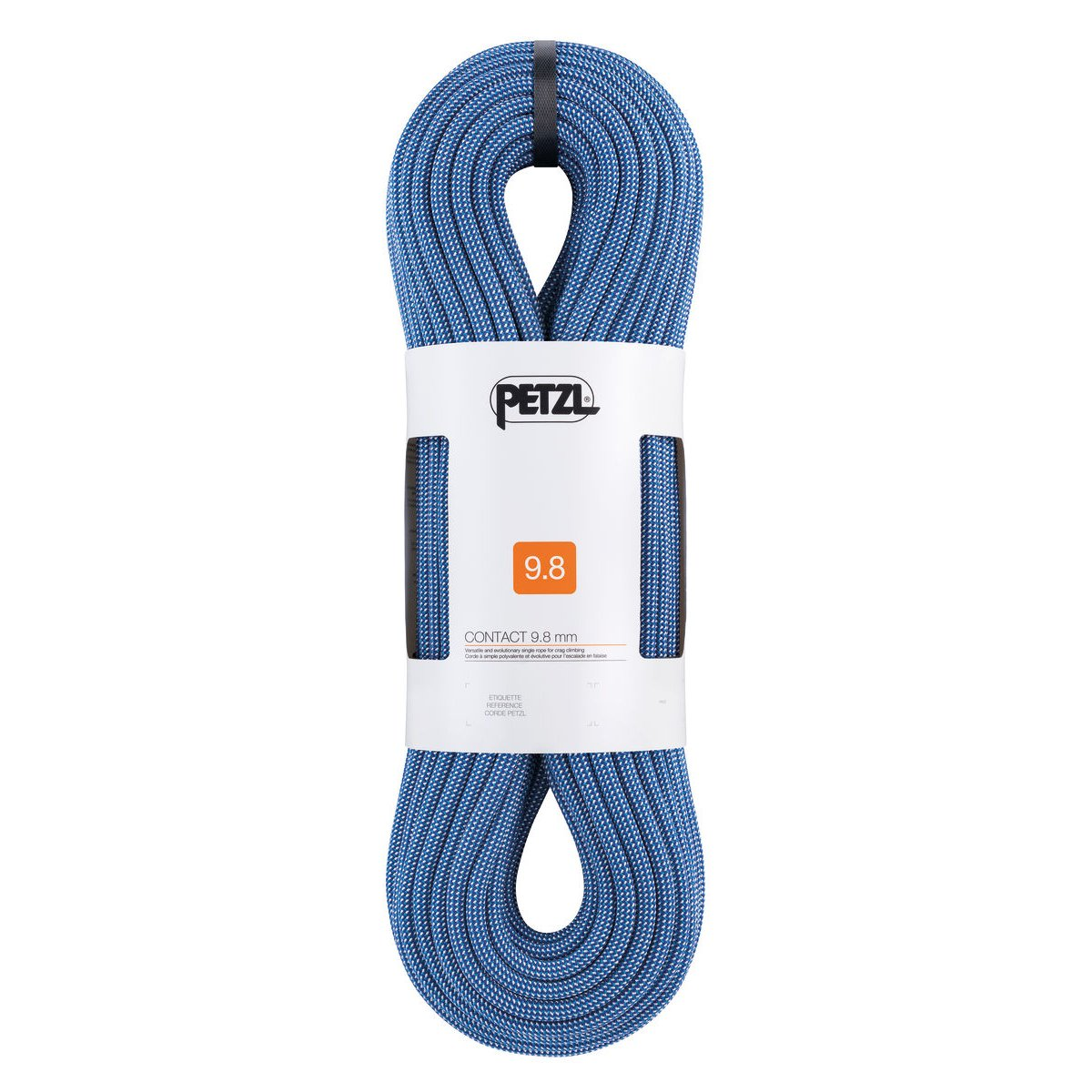 CONTACT 9.8 MM ROPE 60M BLUE
