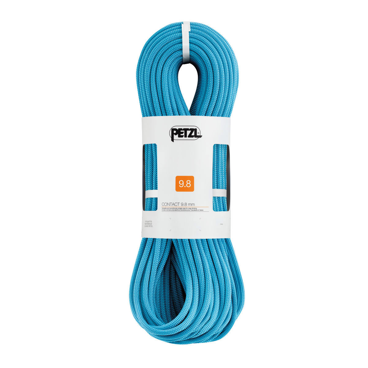 Contact 9.8 mm Rope 60m Turquoise