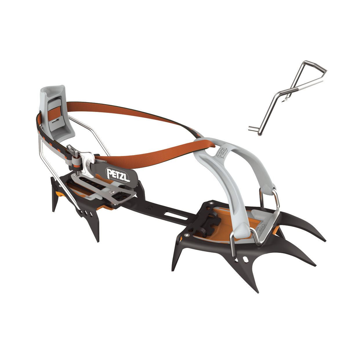 Irvis 10 Point Flexlock Crampon