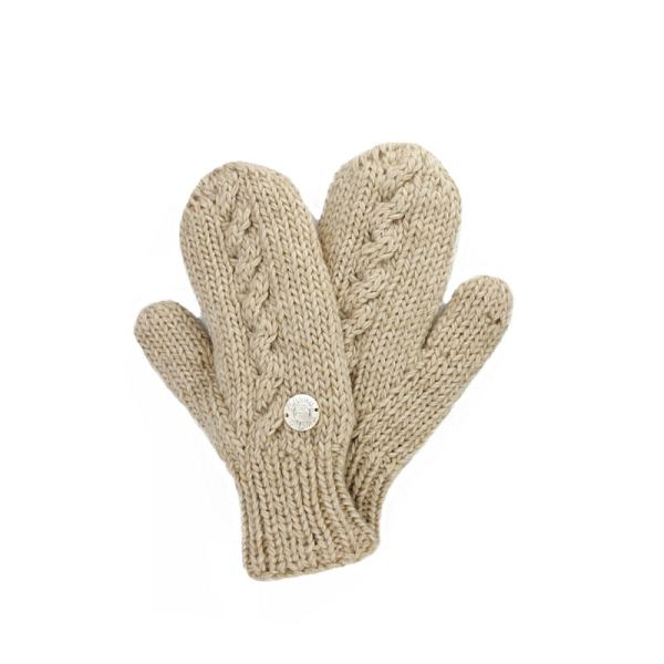 Polar Lined Mitts