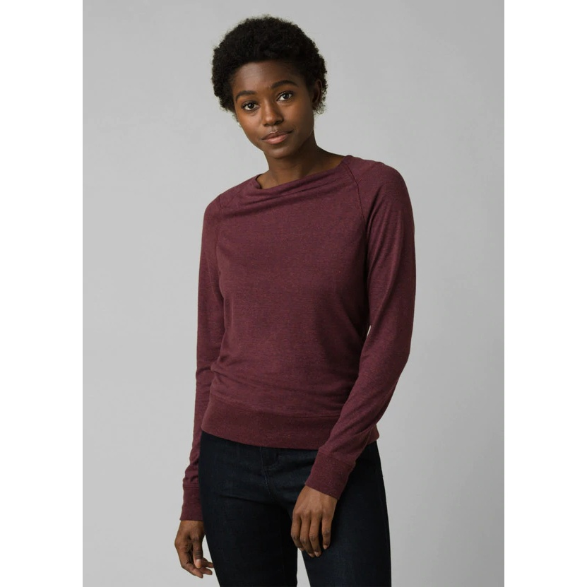 Analia Cozy Up Top - Women's