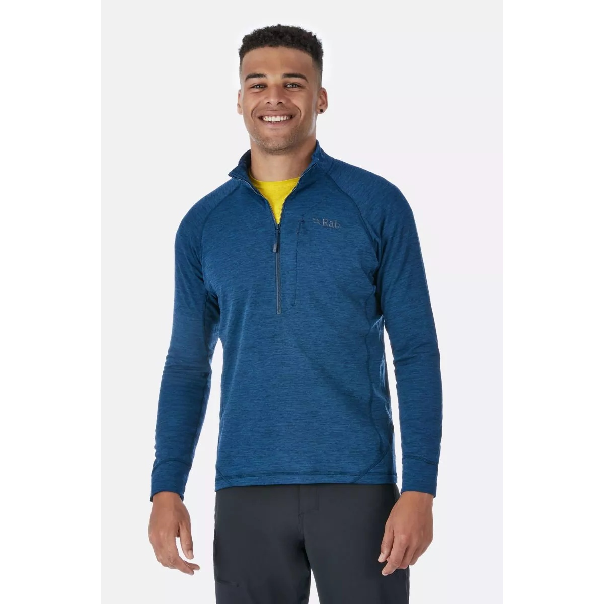 Nexus Pull On Sweater - Men's