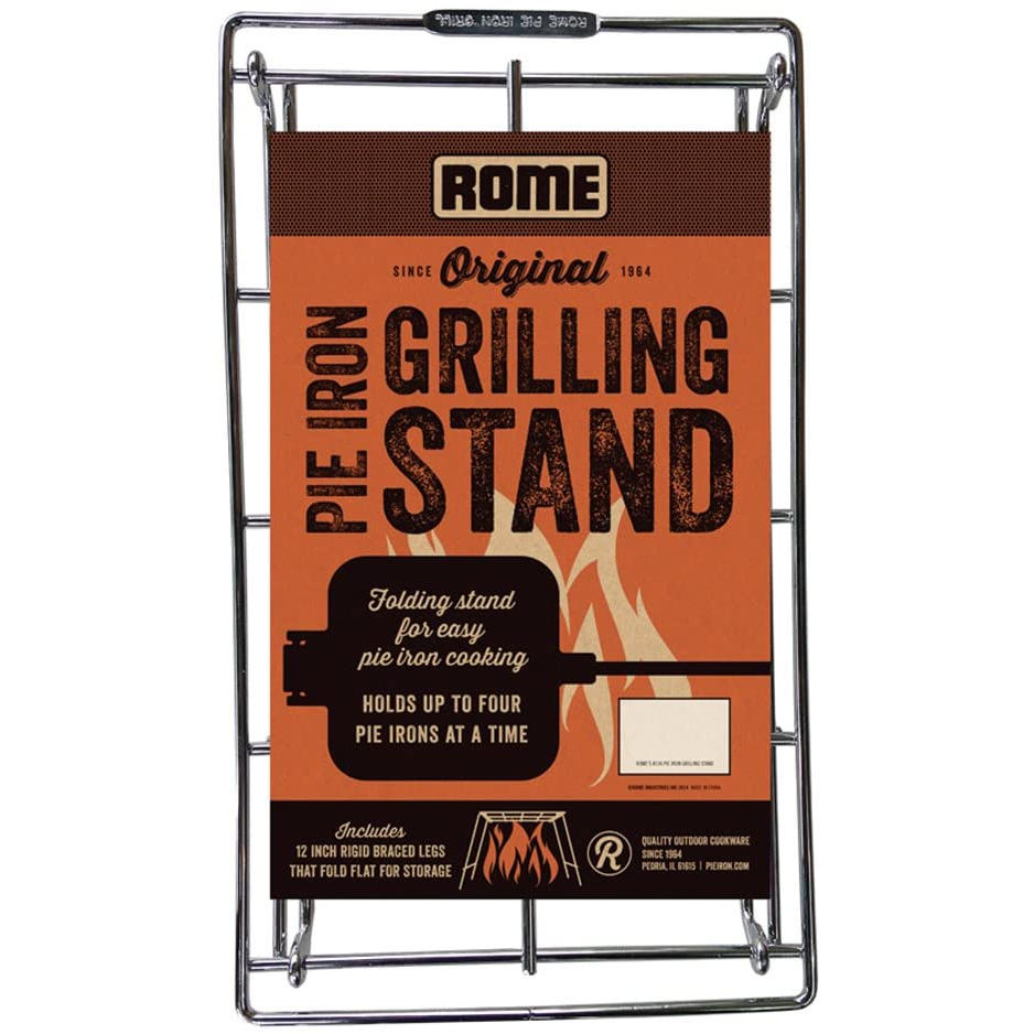 Pie Iron Grilling Stand