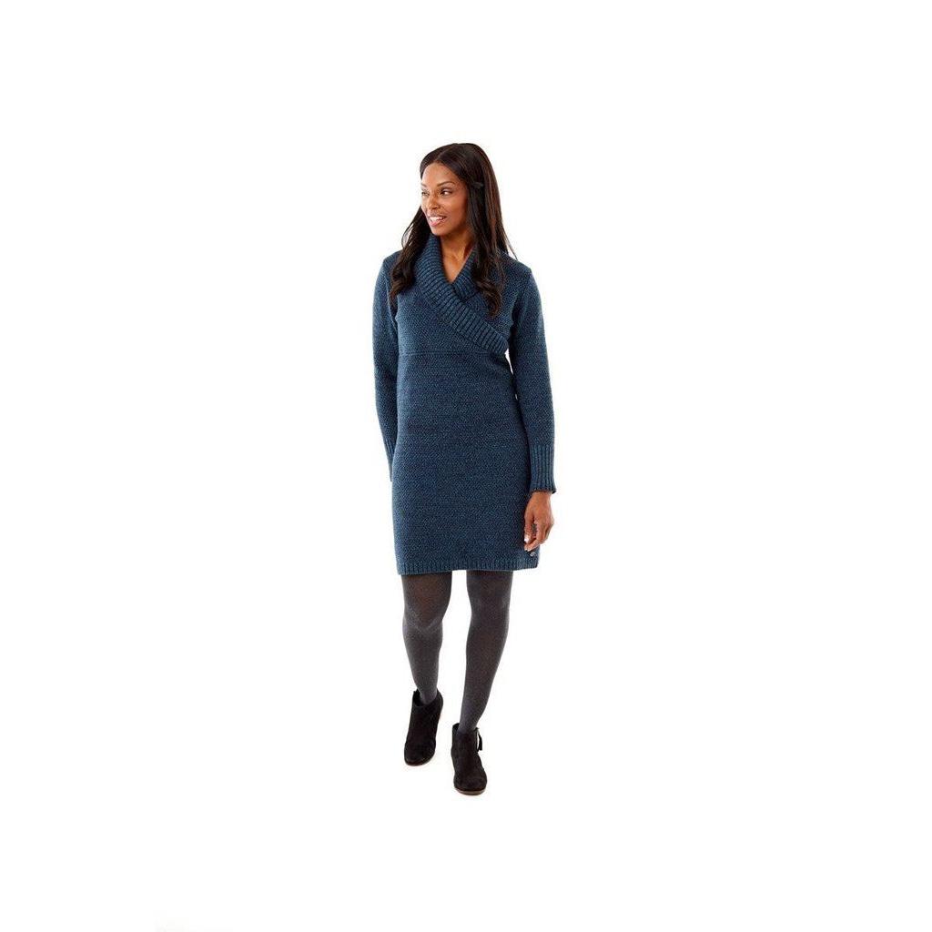 Frost Sweater Dress Long Sleeve - Women's