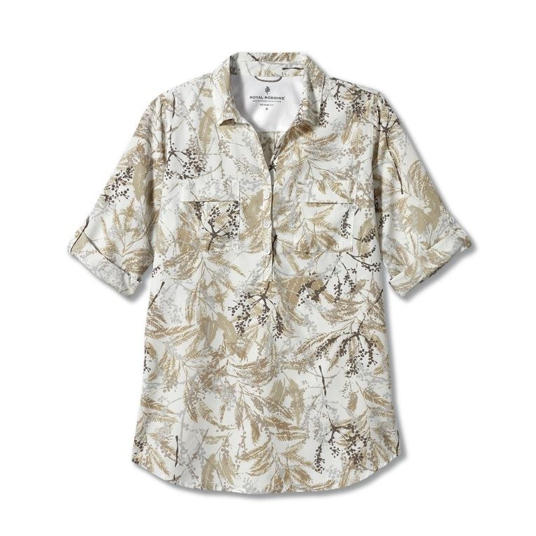 Expedition Print Tunic - Women's