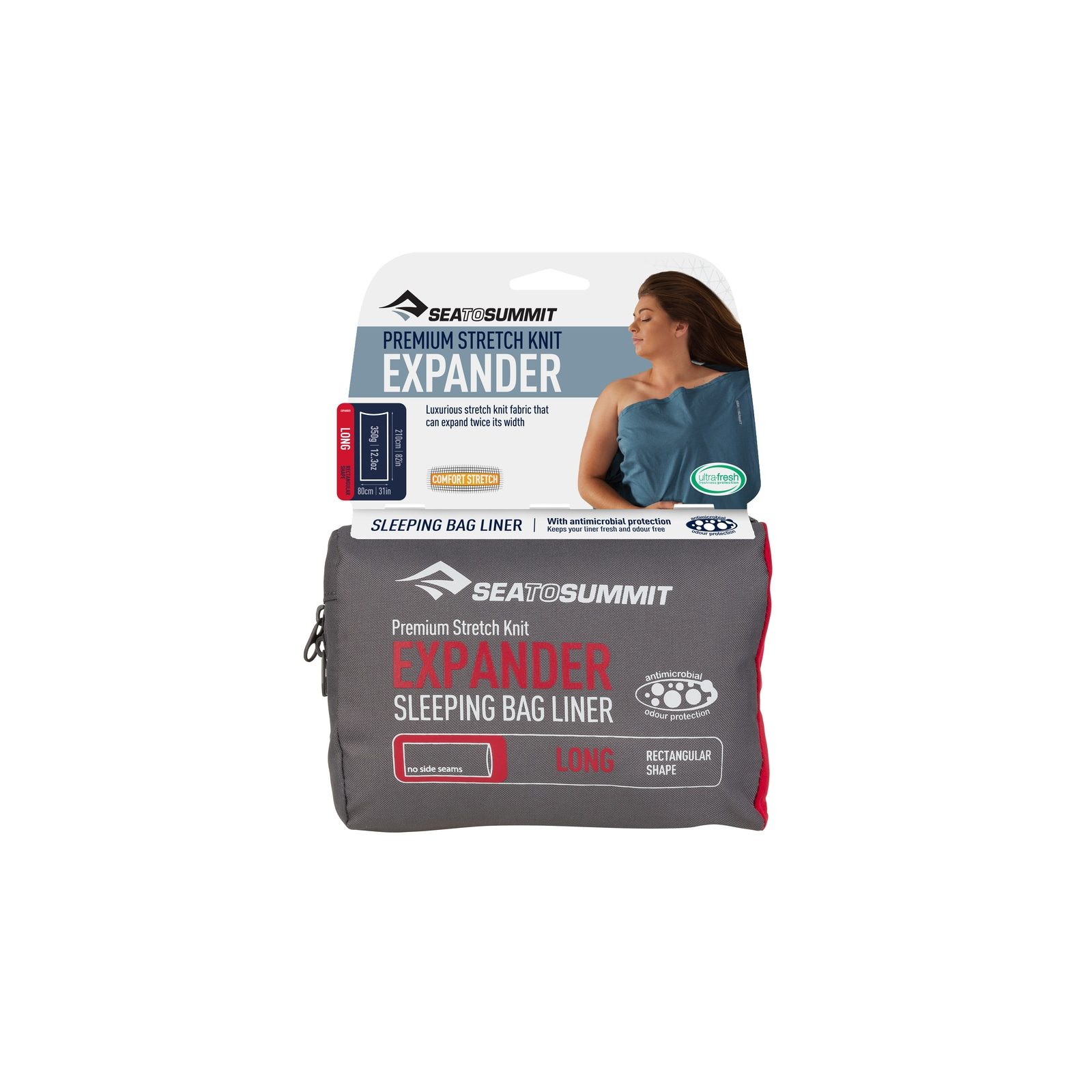 Cotton Travel Liner Long