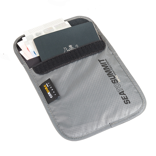 Neck Pouch RFID Small