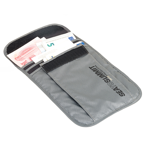 Neck Pouch RFID Large