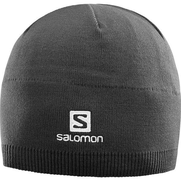 Salomon Beanie Black