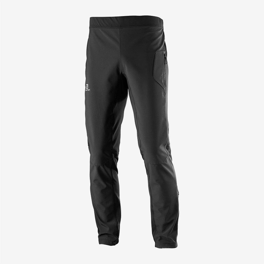 RS Warm Softshell Pant Black - Men's