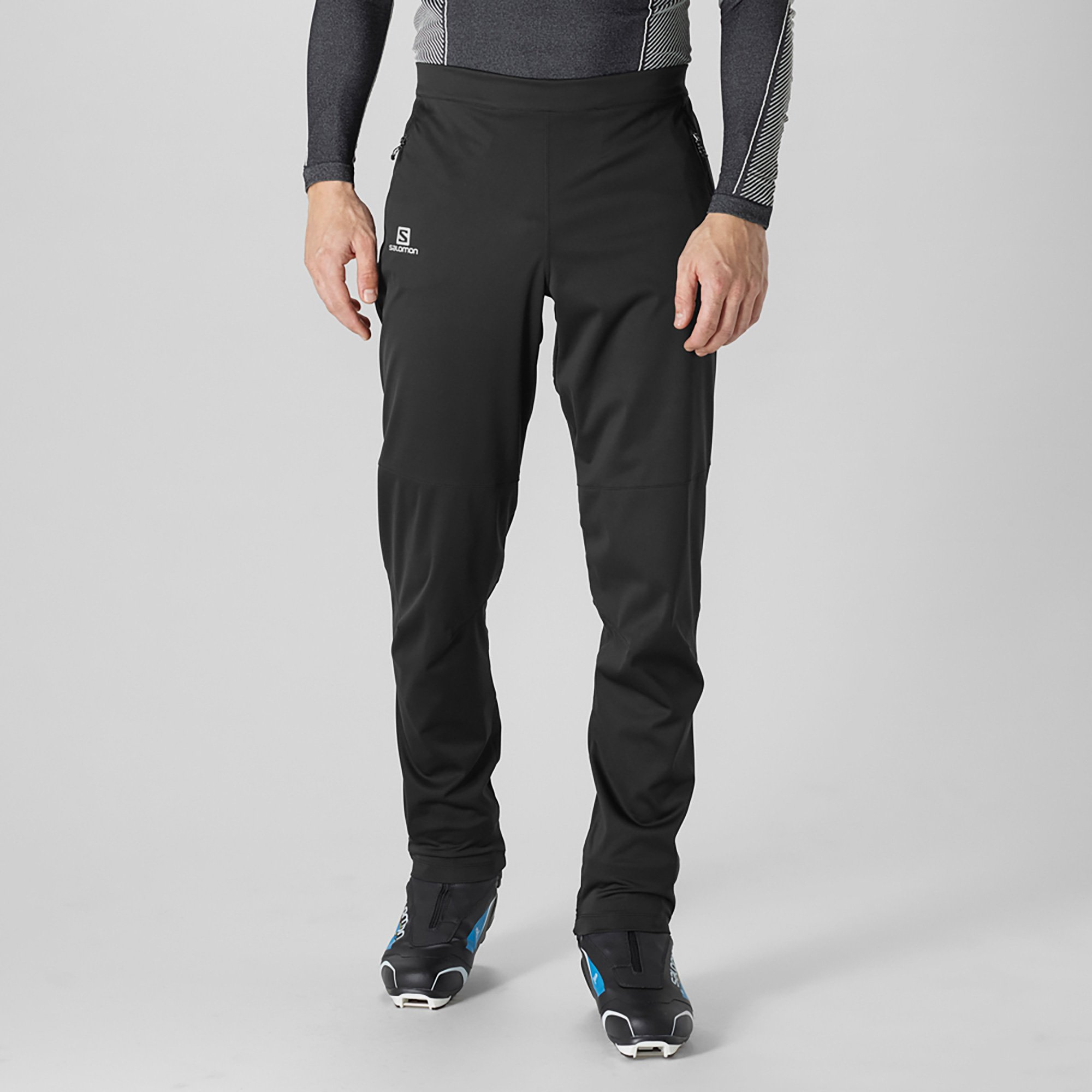 RS Softshell Pant Black - Men's