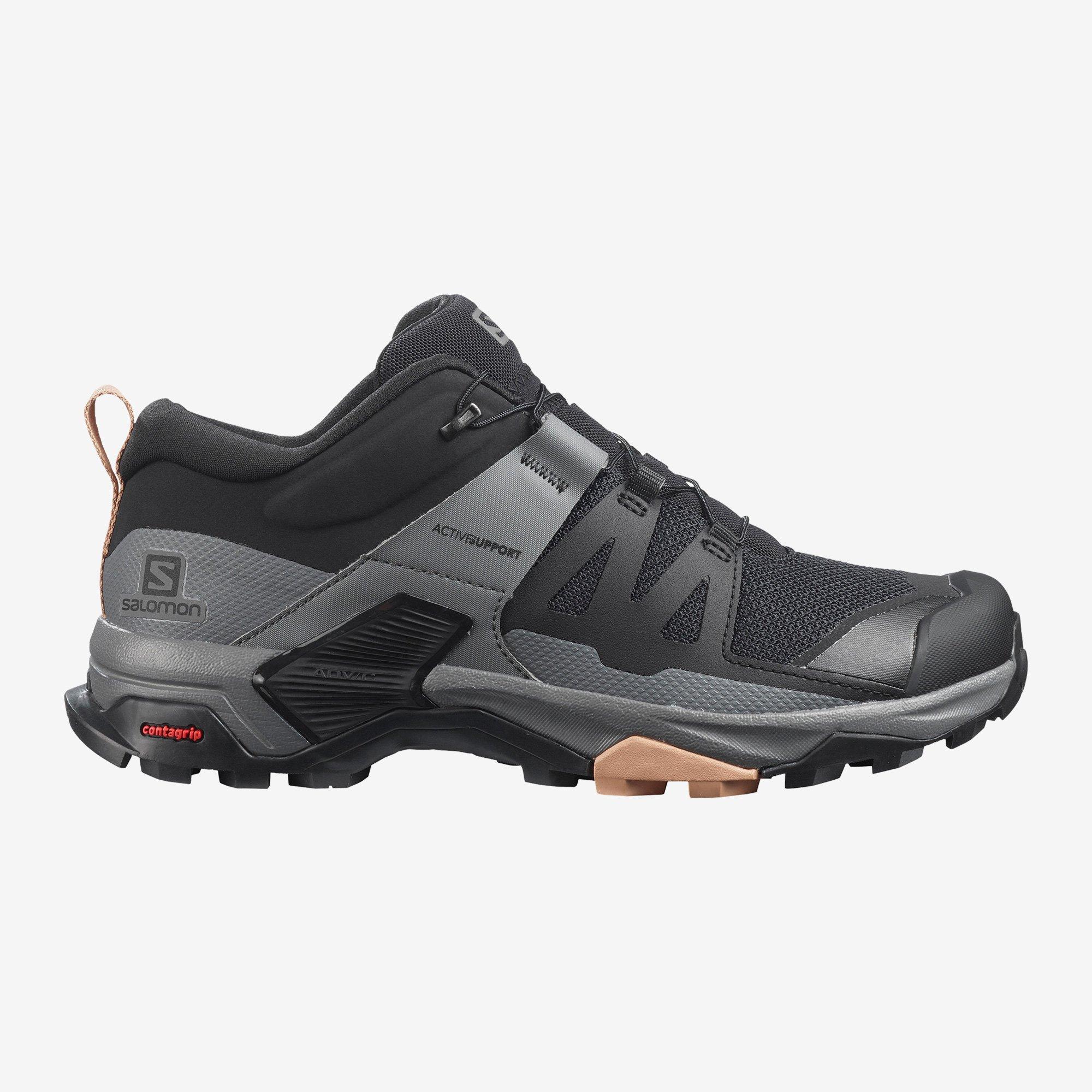 X Ultra 4 Shoe Black - Women's