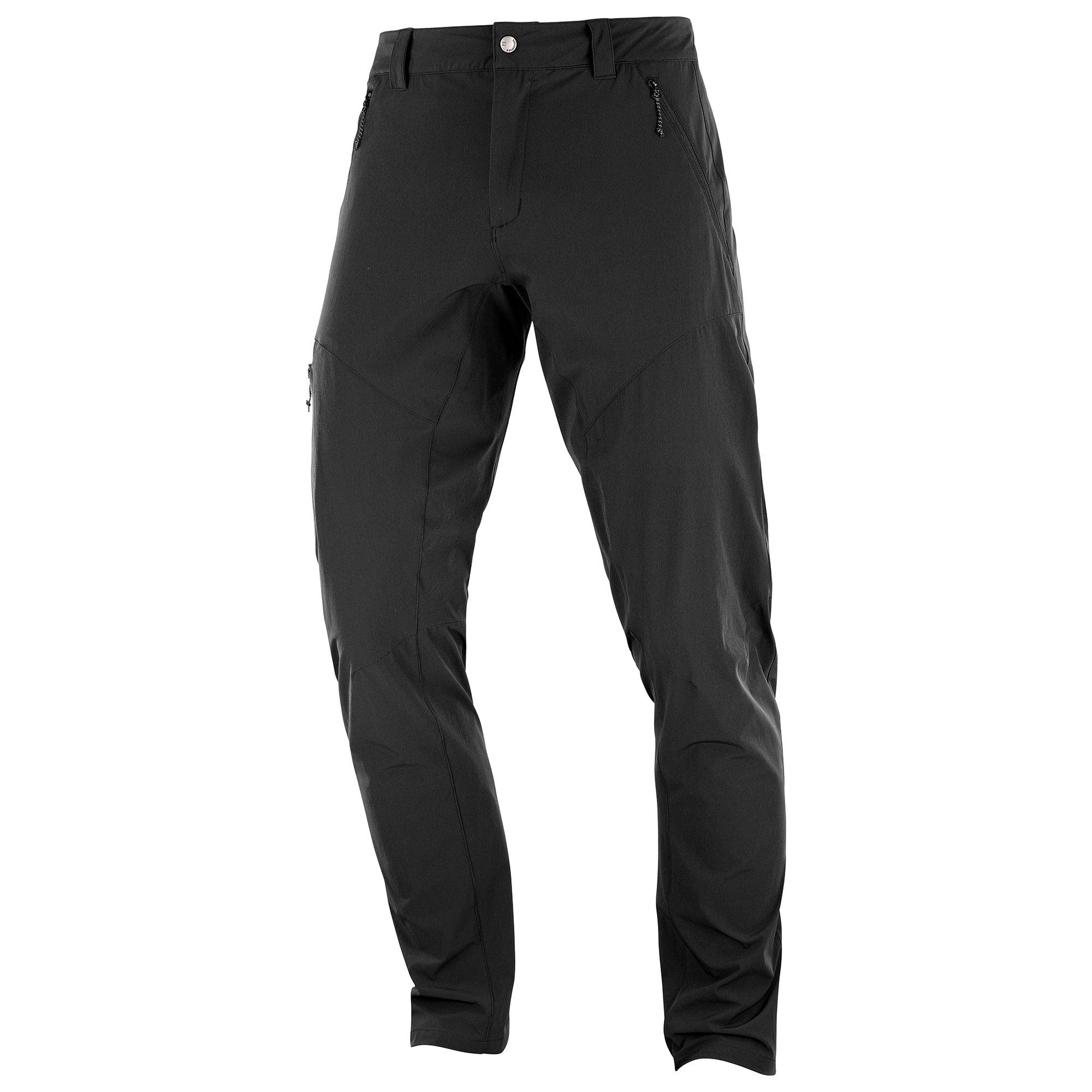 Wayfarer Tapered Pant Black - Men's