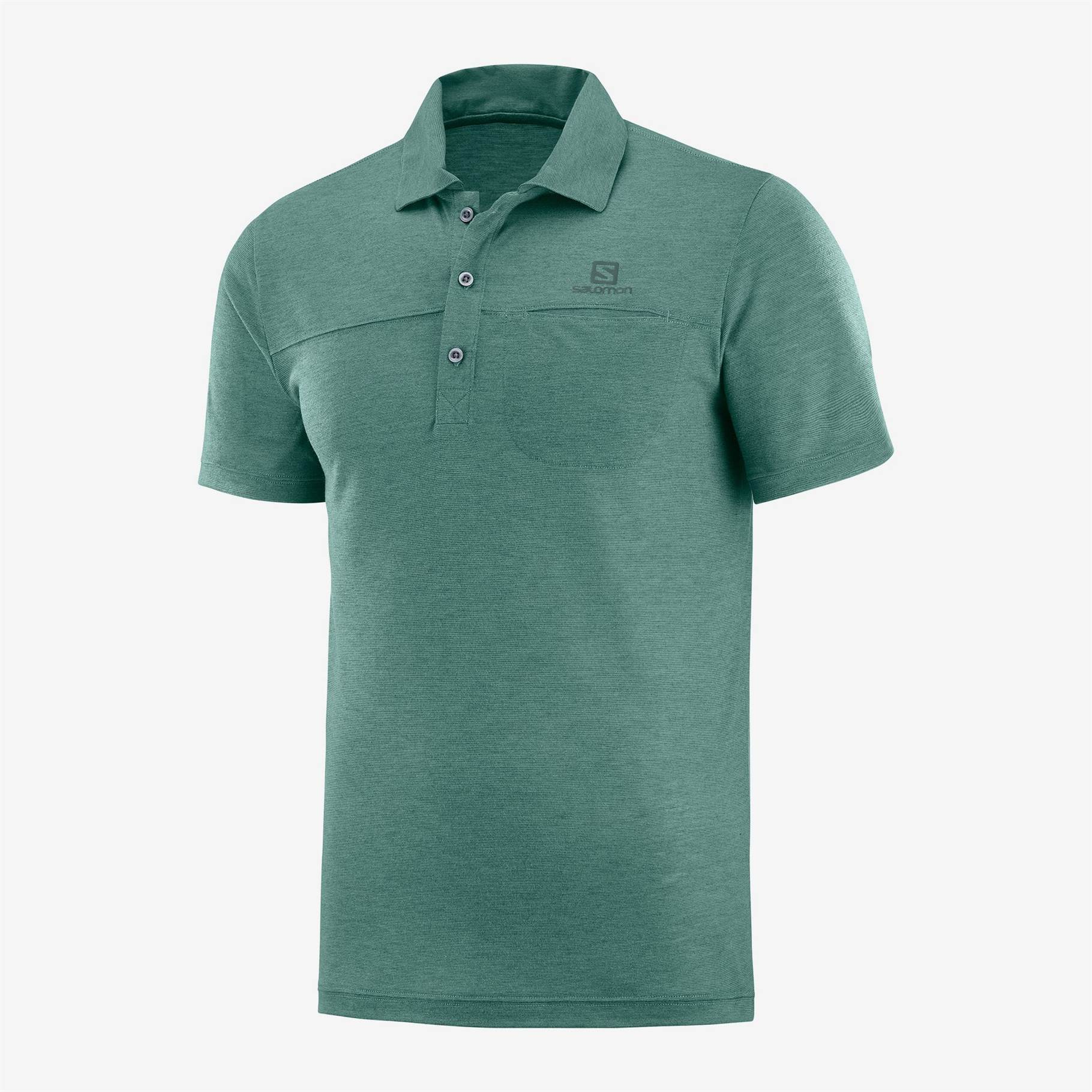 Explore Polo Balsam Green - Men's