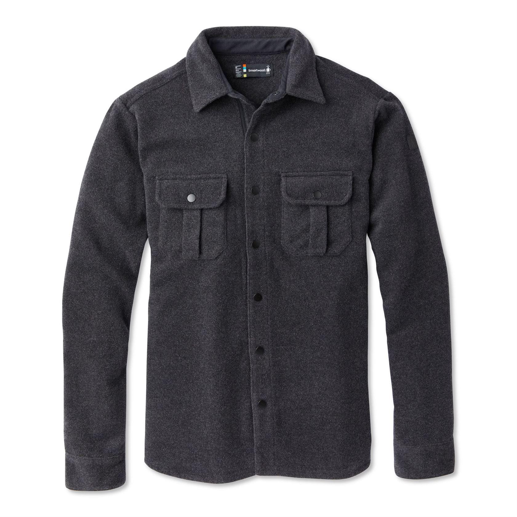 Anchor Line Shirt Jacket - Men's